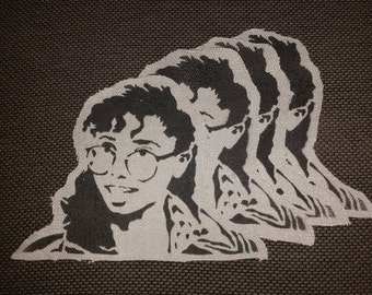 Sheila Kopecky A Nightmare on Elm Street 4 The Dream Master patch patches street art spray paint original stencil horror movie punk