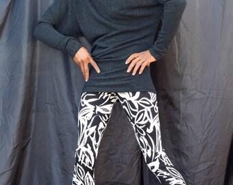 Boucle' Sweater Knit Asymetrical Tunic/Dress