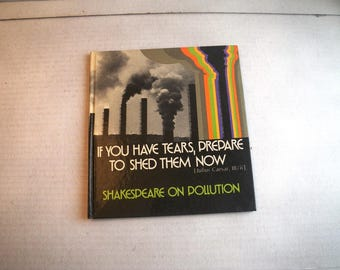 Shakespeare on Pollution 1970s Book Quotes and Photos Hallmark