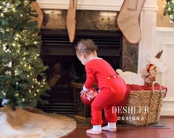Christmas Pajamas, monogram christmas pjs, monogrammed christmas pajamas, monogram christmas pajamas, monogrammed christmas pjs, holiday pjs
