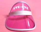 PERSONAL SPACE II: pink visor