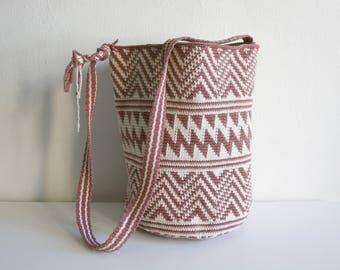 Colombian Woven Bucket Bag