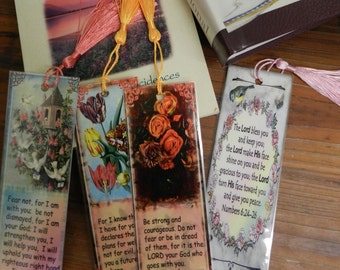 Bible Bookmarks Scripture Bookmarks  Christian Bookmarks  Religious Bookmarks Jeremiah Isaiah