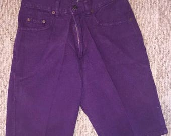 Vintage Susquehanna Trail Women's Mom Jean Shorts Size 10 High Waisted