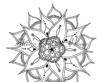 Coloring page kids, coloring pages for kids, kids coloring pages, coloring pages, colouring pages, mandala coloring page, mandala colouring