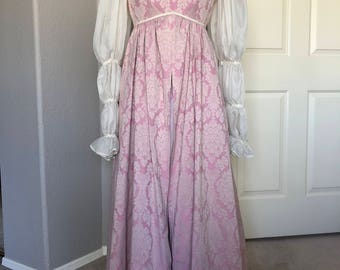 Renaissance Dress - Ready Made - One of a Kind