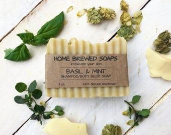 Shampoo Bar, Solid Shampoo, Beer Shampoo Bar, Shampoo Bar, Hair Care, Palm Free, Beer Soap, Natural Hair Care, Soap Bar, Hair Soap, Soap