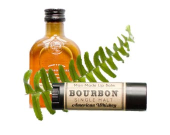 Bourbon Barrel, Bourbon Gifts, Bourbon Lip Balm, Dad Gift, Father's Day Gift, Dad Birthday Gift,Father's Day Gifts for Dad Beer lover gift