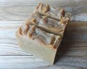 Neem & Pine Tar Shampoo Bar for Dandruff and Dry Scalp | Eczema Shampoo |  Flakey Scalp and Itchy Head | Handmade Natural Cold Process Tar