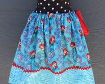 The Little Mermaid, Womans Skirt, Ariel Cosplay Skirt