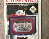 Cross Stitch & Country Crafts Pattern Magazine - September October 1992 - Better Homes and Gardens