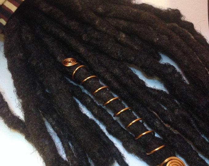 Dreadlock Braid Twist Hair Bead Dread Locs Jewelry