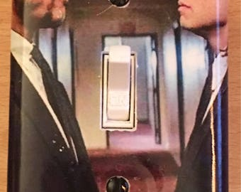 Pulp Fiction Jules Winnfield & Vincent Vega Light Switch Plate