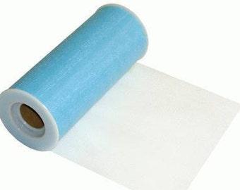 Blue Tulle Net