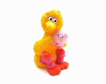 """Applause Jim Henson """"Big Bird"""" Piggy bank   Sesame Street"""