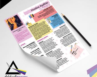 Professional and Modern Resume, Creative Resume Design, CV I do it for you, Creative Resume, Graphic Designer CV, customized Resume Design