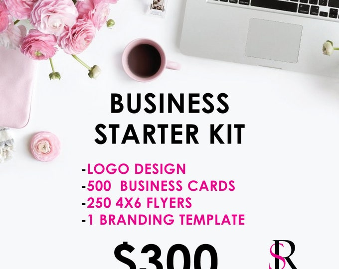 Featured listing image: Business Starter Kit