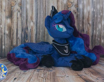 Princess Nightmare (Luna) custom plushie
