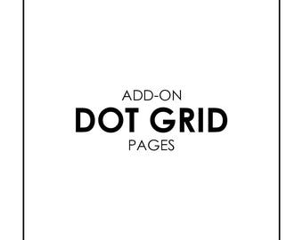 Add Dot Grid Pages