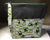 Happy Sheep Family Project Bag