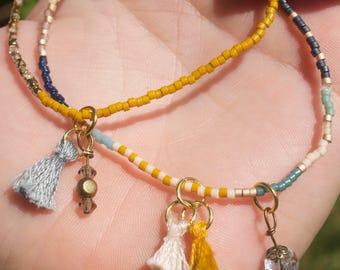 Set of Five Bracelets