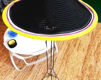 "lamp black saucer ""Eclipse"""