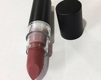 Organic SMITTEN Natural MATTE Lipstick - Mineral Lip Butter - Gluten Free Vegan Lipstick