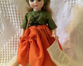 Vintage Madame Alexander Poor Cinderella doll