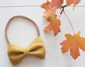 Aspen Baby Bow Headband, ...
