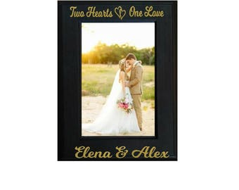 Personalized WEDDING Frame, Wedding Gift, Lesbian Wedding Gift, Gay wedding gift, Gay Wedding,  Personalized Wedding Gift,  Couple gift