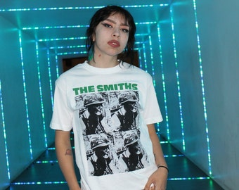 the smiths shirt , the smiths t shirt, free shipping