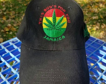Vintage Weed hat