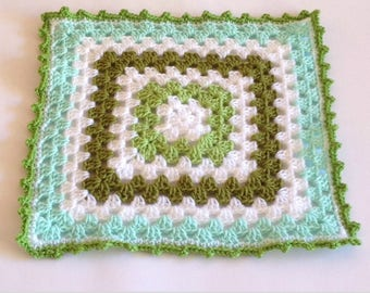 Crochet newborn blanket, baby accessories, crochet baby blanket, knitted baby doll blanket, cot bedding, baby shower gift, baby afghan,