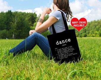 Dancer Gifts, Dancer Bag, Dance Tote, Dancer Tote, Dance Student, Dancing Quotes, Dance Totes, Dance Gift, Dancer Quotes, Dance Bag, Dance