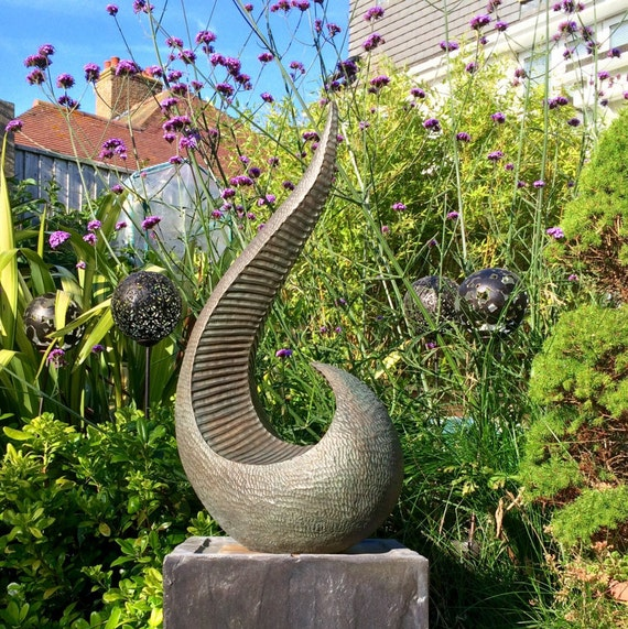 Ridge Sculpture -Limited Edition bronze and resin sculpture