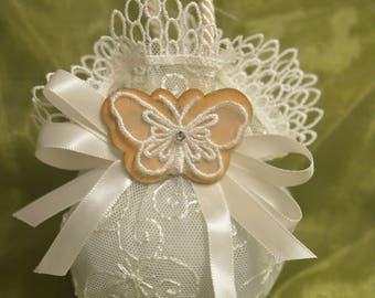 Almond favors, Wedding favors  with butterfly, favors, koufeta mementos, italian favors, First Communion, confirmation AF1517