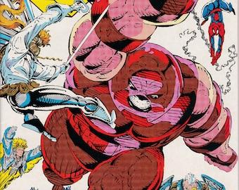 X-Force #3 (1991 Series)  - October 1991  - Marvel Comics - Grade NM