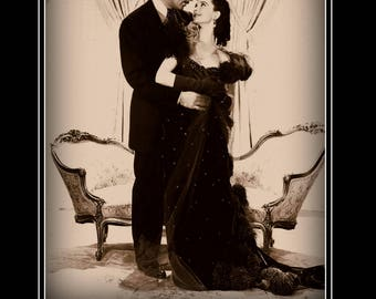 Gone With The Wind (1939) - David O. Selznick Productions  - Movie Print