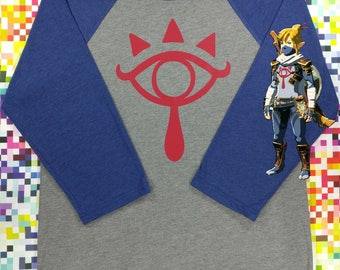 Sheikah Armor Tee (Perfect for Halloween or Cosplay!)