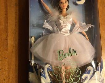 Barbie Doll as the Swan Queen in Swan Lake