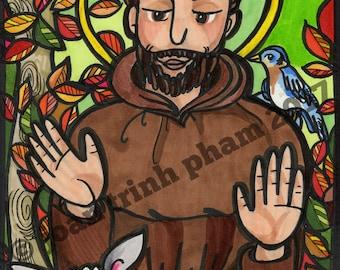 Saint Francis Assisi