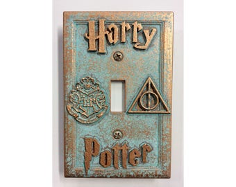 Harry Potter - Light Switch Cover