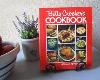 Betty Crocker's Cookbook 1980