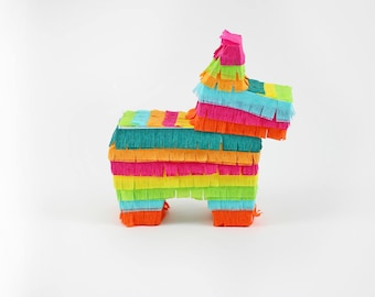 Mini Pinatas, Set of 6
