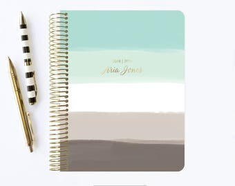 2018 Planner | Weekly Planner | Student Planner | Professional Planner |  Agenda | Personalized |  Professional Agendas