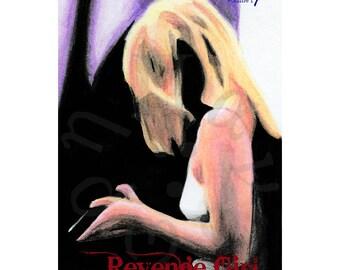 Dream Gallery 1: Revenge Girl, Limited Edition Comic Book