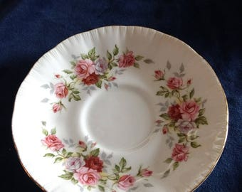 PARAGON ENGLISH FLOWERS-Pattern is Roses Sauser Only