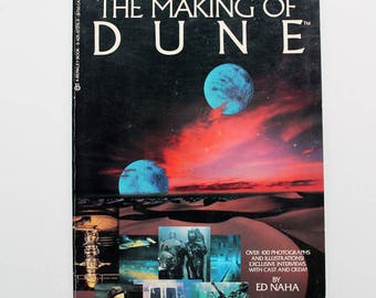 The Making of Dune by Ed Naha 1984
