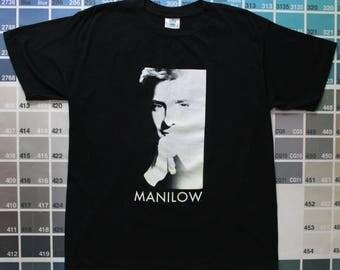 Vintage Barry Manilow t-shirt | 1997 shirt | Barry Manilow shirt | Winterland tees | Manilow tour t shirts | Barry Manilow concert t shirts