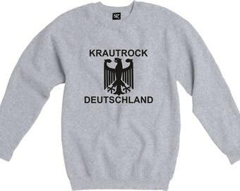 krautrock Deutschland Sweatshirt - Retro, 1960's